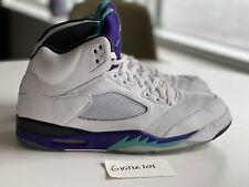 Air Jordan 5 Grape Fresh Prince Size 14