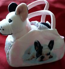 Lelly Pug In A Bag, 18cms
