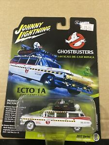"""Johnny Lightning """"Ghostbusters"""" ECTO 1A 1959 Cadillac"""