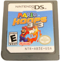 Mario Hoops 3 on 3 Nintendo DS Game