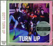 GOT7-TURN UP (TYPE-D)-JAPAN CD+BOOK BONUS TRACK Ltd/Ed E35