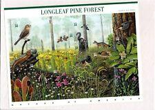 UNITED STATES MINT SHEET LONGLEAF PINE FOREST