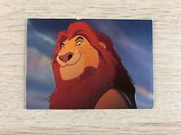 Lion King Series 1 Trading Card Embossed Foil Card F2 Mufasa Card 1994 Skybox