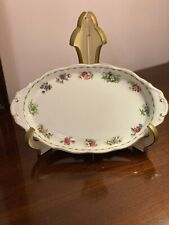 Royal Albert Flowers Of The Month Oval Tray ALL 12 MONTHS Rare