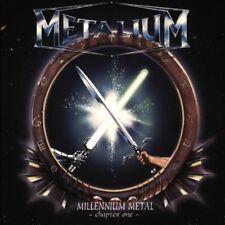 Metalium Millenium metal-Chapter one (digi) [CD]
