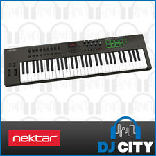 Nektar Impact-LX61+ 61-key MIDI Keyboard with Velocity Trigger Pads & Faders
