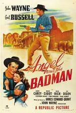 ANGEL AND THE BADMAN 1947 Western Movie Film PC iPhone INSTANT WATCH John Wayne