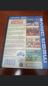 Samurai Shodown - Sega Mega Drive PAL European Version fully in english ORIGINAL