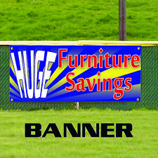 Furniture Huge Saving Business Promotional Advertising Vinyl Banner Sign