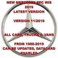 Latest 2019 Mercedes/SMART WIS ASRA & EPC Dealer Service Repair Workshop Manual