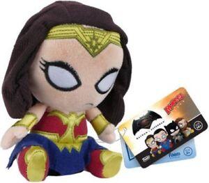 Mopeez Batman V Superman Wonder Woman Plush