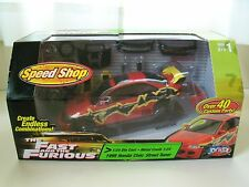 ERTL JOY RIDE - THE FAST AND THE FURIOUS - SPEED SHOP 1995 HONDA CIVIC 1/24