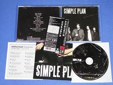 "Simple Plan - Simple Plan"" Japan CD Obi +Bonustrack"