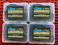 4 GRS ROLAND SPACE ECHO TAPE LOOPS, LENGTH: 4 METERS, RE-101, 201, 301, 501, 555