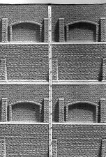 # 12 Sheets wall ho brick Embossed Bumpy paper 21Cmx28Cm Tunnel Fencing