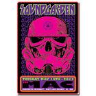Soundgarden - Psychedelic Trippy Art Silk Poster 13x20 24x36 inch 001