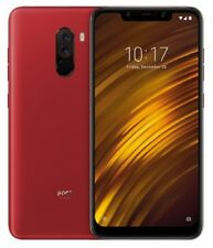 Xiaomi Pocophone F1 Dual SIM Libre 128GB ROM 6GB RAM Snapdragon 845 - Rojo