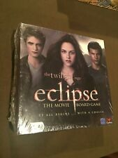 The Twilight Saga Eclipse The Movie Board Game NEW MIP 2010