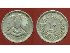 SYRIE   10   piastres  1948 - 1367