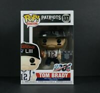 Funko Pop! Patriots Tom Brady #137