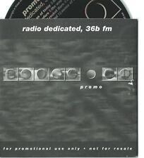 DEDICATED PROMO CD SPIRITUALIZED GLOBAL COMMUNICATIONS COMET CRANES