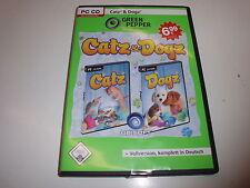 PC  Catz & Dogz (Green Pepper)