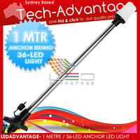 12V 100CM LED BOAT YACHT TINNY ANCHOR STERN PLUG-IN NAVIGATION WHITE LIGHT