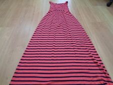 Jersey Summer Striped Dresses for Women