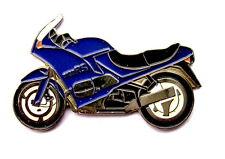MOTORRAD Pin / Pins - BMW R 1100 RS blau [1045]