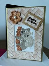 Gold Handcrafted Cards