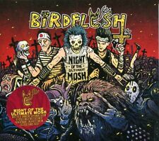 BIRDFLESH Night Of The Ultimate Mosh DIGIPAK CD