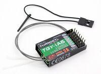 Turnigy iA6 2.4Ghz Receiver AFHDS 2A TGY i6 i10 FS-16 Transmitter orangeRX UK