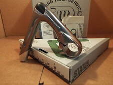 New-Old-Stock 3T Status Quill Stem w/Gray Finish (25.8/26.0 mm clamp x 105 mm)