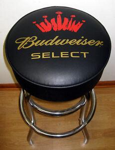 Budweiser Select King Of Beers Crown Bar Stool Stools