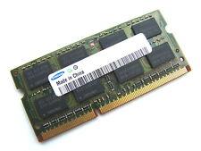 Samsung M471B5273DH0-CH9 4GB 2Rx8 SODIMM PC3-10600S-09-11-F3 DDR3 Laptop Memory