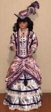 Mary Benner Porcelain Bru Doll Michiko Le#142/750 Worldwide w/Coa, Box, Hang Tag