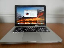 "Apple MacBook 13.3"" 2.40 GHz 4GB RAM 750GB A1278 Late 2011"