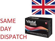 # VITOTAL MEN 30 TABS Vitamins & Minerals For Men - Witaminy dla Mezczyzn