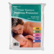 Dream Time lit double résistant à l'eau matelas protecteur anti-allergies Lit Housse