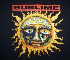 Sublime Ska Punk Band 2005 T Shirt - Size L