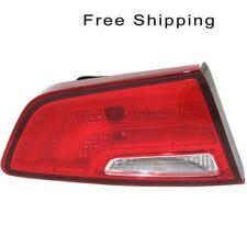 Tail Lamp Assembly USA Built Driver Side Inner Fits Kia Optima KI2802104