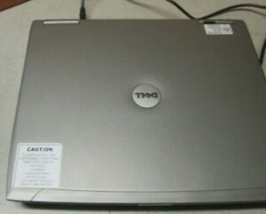 Dell Latitude D610 ,Pentium M,1.6 GHz, 512MB Ram, No HDD, w/Battery & Adapter