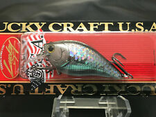 """Lucky Craft Made In JAPAN LC 1 5DRS 1/2Oz Floating 2 1/2"""" Crankbait fishing lure"""