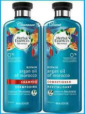 Herbal Essences Bio Renew Argan Oil OF Morocco Shampoo And Conditioner 400ml