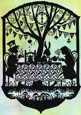 BOTHY THREADS  XFT5  MAD HATTER'S TEA PARTY  Counted  Cross Stitch  Kit