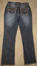 Earl Jean Button Pockets Jeans Size 2
