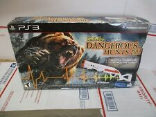 Cabela'S Dangerous Hunts 2013 Playstation 3 New Other Box Wear Fast Shipping