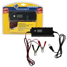 Automatisches Batterieladegerät Batterieerhaltungsgerät 6V 12V Gel Blei MF AGM