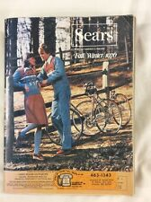 Vintage Sears 1976 Fall Winter Fashion Catalogue Color Photos home Goods