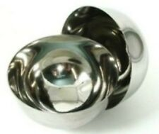 stainless steel bath bomb molds size 6.8cm biggest size available we offer-SALE!